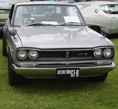 Nissan Skyline hakusaka