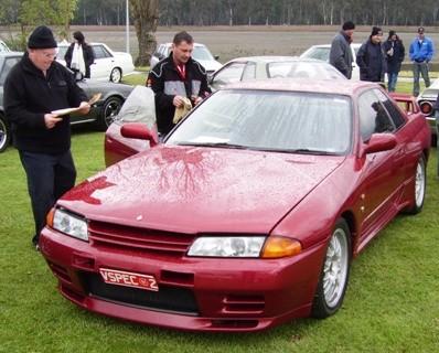 Nissan Skyline Nationals 2008 Shepparton Victoria Australia – 2