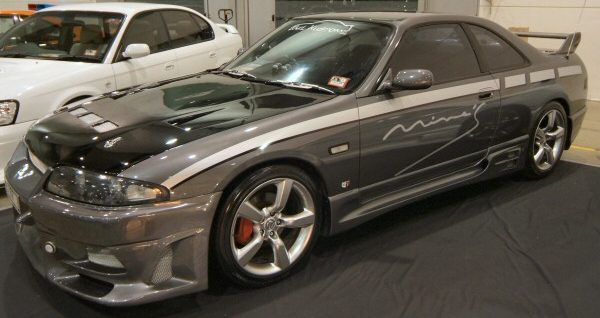 Nissan Skyline R33 Gallery