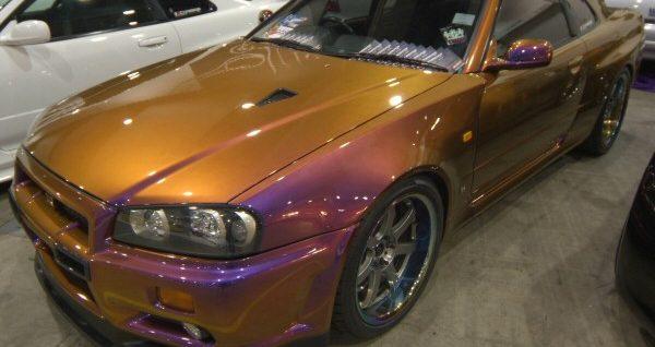 Nissan Skyline R34 Gallery